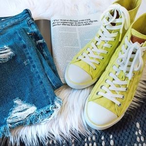 Coach • Maisie High Top Sneaker